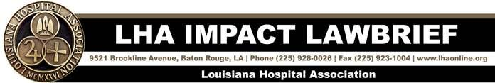 Craig Robichaux Featured In LHA Impact Lawbrief