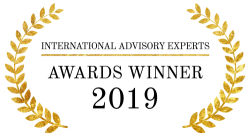 2019 High Resolution IAE Award Logo